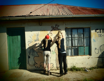 Volunteer tours and voluntour experiences in Aouth Africa