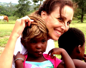Volunteer in schools and with children in south africa